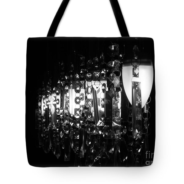 Tote Bag featuring the photograph Lightwork by Clare Bevan