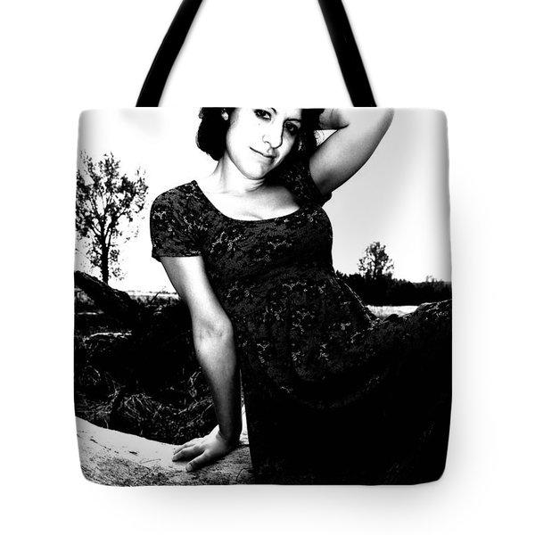 Like A Beautiful Ghost Tote Bag