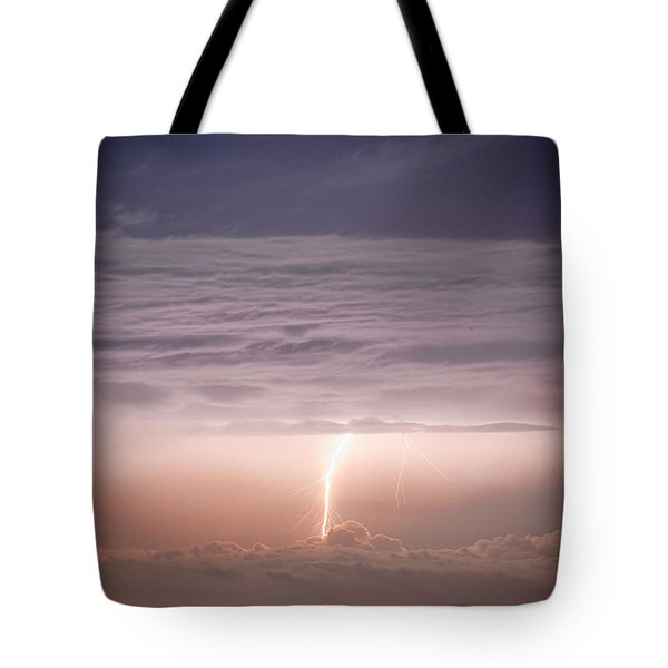 Like A Sci-fi Movie Tote Bag by James BO  Insogna