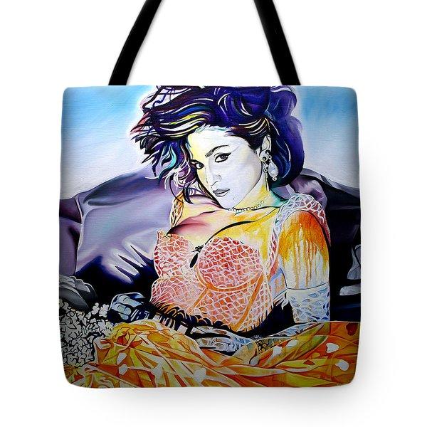 Like A Virgin Tote Bag by Joshua Morton