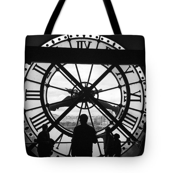 Like Clockwork Tote Bag