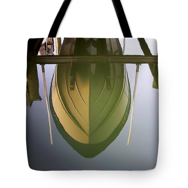 Like Glass Tote Bag by Brian Wallace