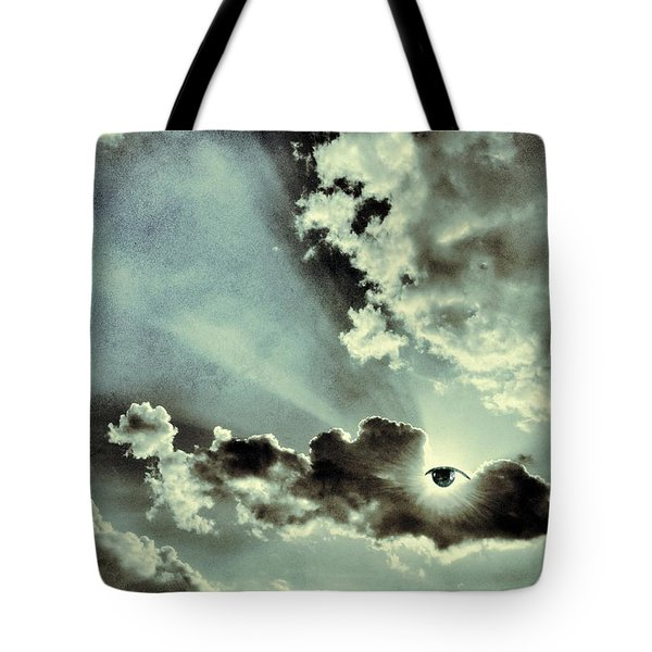 Like I Said... I Will Be Always Here For You... Tote Bag by Marianna Mills