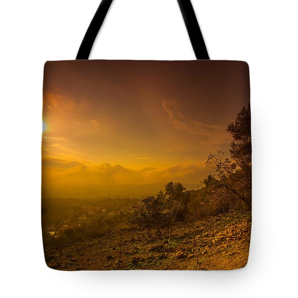 Like Martian View Tote Bag