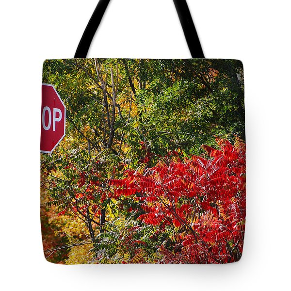 Tote Bag featuring the photograph Like Yield by John Schneider