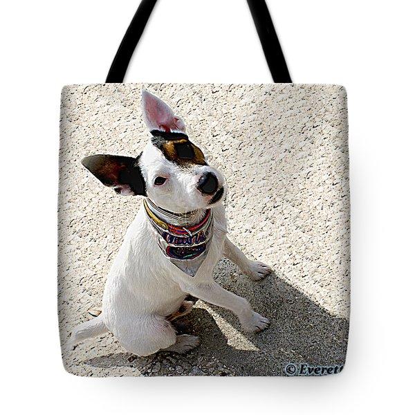 Lil Jack Tote Bag