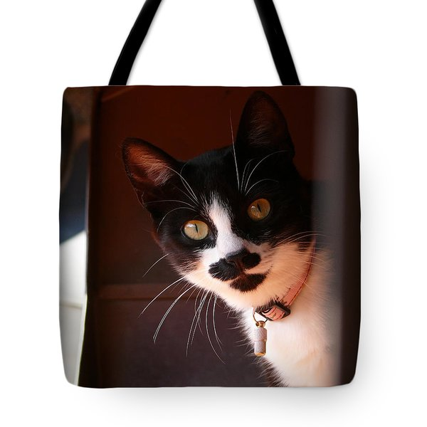 Tote Bag featuring the photograph Lilly by Evelyn Tambour