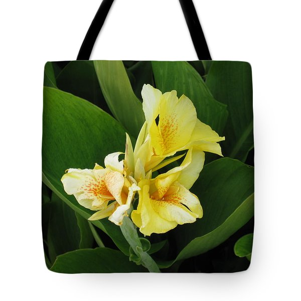 Lilly Of Shreveport Tote Bag