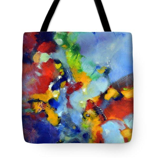 Lilt Tote Bag