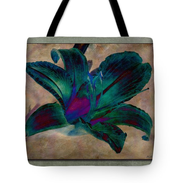 Lily 9 Tote Bag by WB Johnston