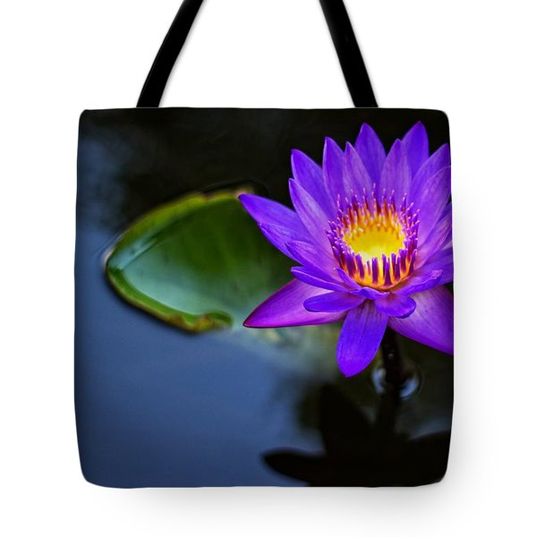 Lily Awakens Tote Bag by Dave Files