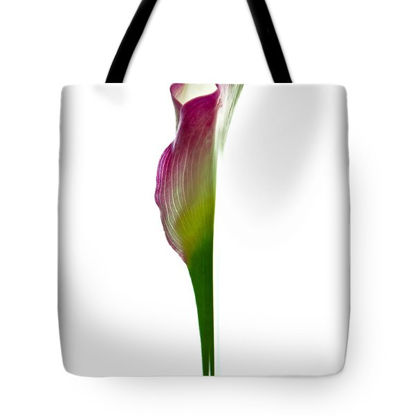 Tote Bag featuring the photograph Lily by Jonathan Nguyen