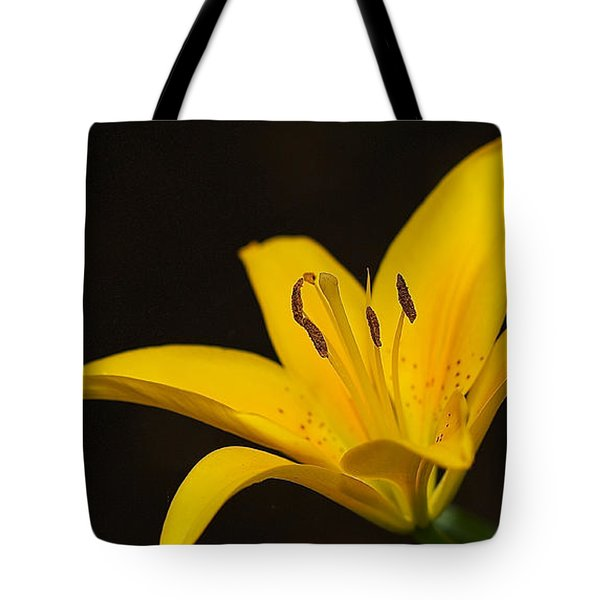 Tote Bag featuring the photograph Lily - Lis by Nature and Wildlife Photography