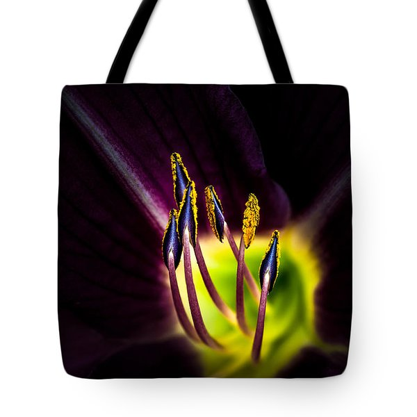 Lily Of The Forest Tote Bag