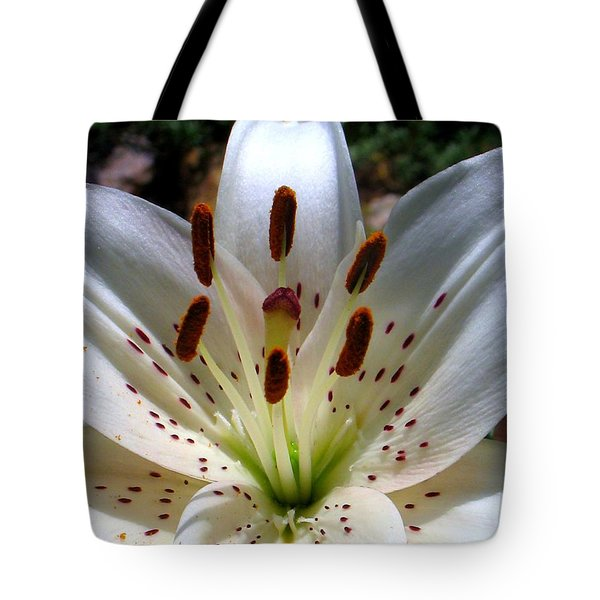 Lily Tote Bag by Patti Whitten