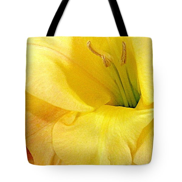 Lily Velour   Tote Bag