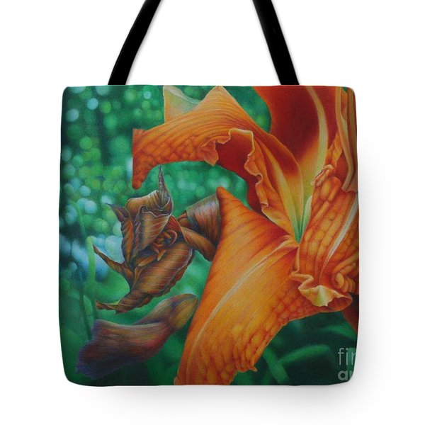 Lily's Evening Tote Bag