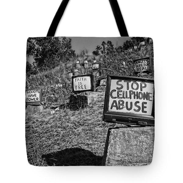 Limboland Tote Bag