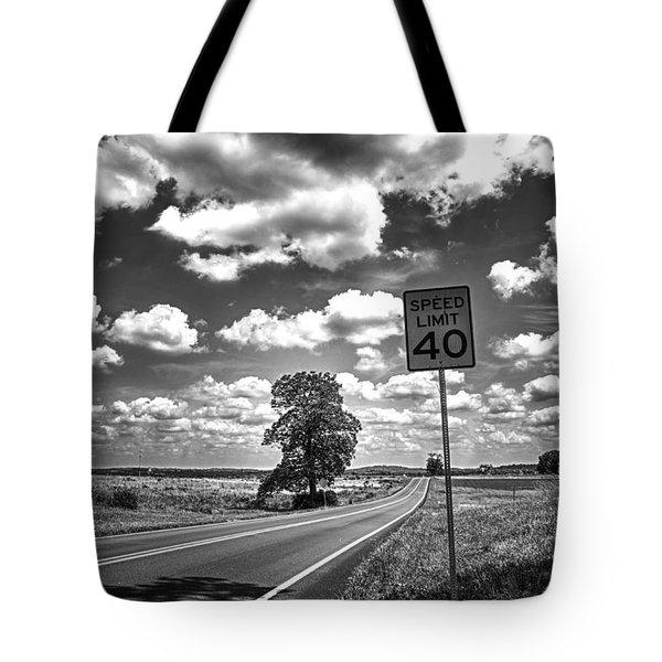 Limit Tote Bag