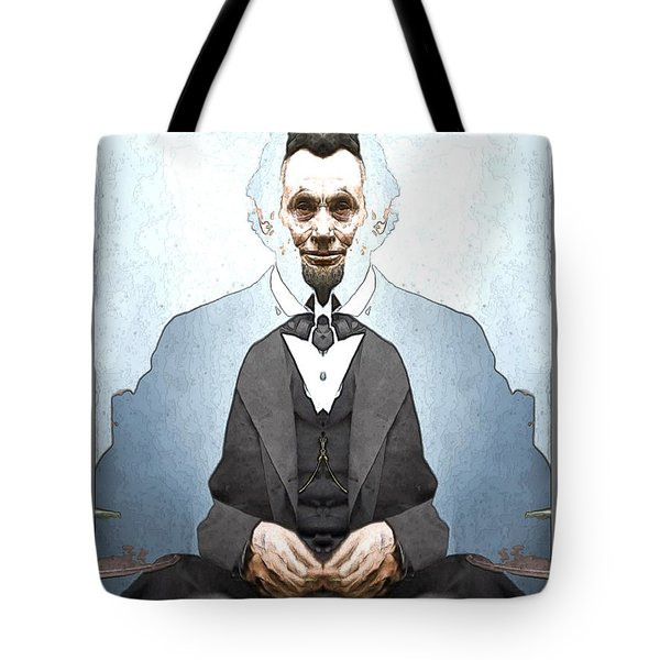 Lincoln Childlike Tote Bag