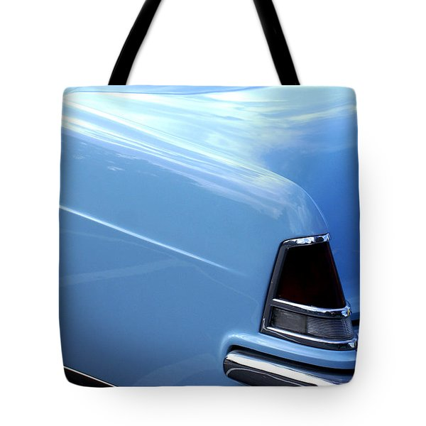 Lincoln Continental  Tote Bag by Barbara Snyder
