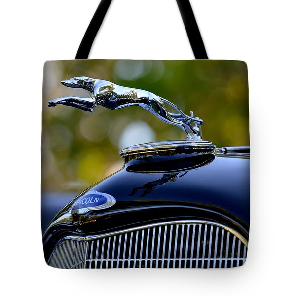 Lincoln Tote Bag by Dean Ferreira