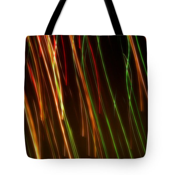 Line Light Tote Bag