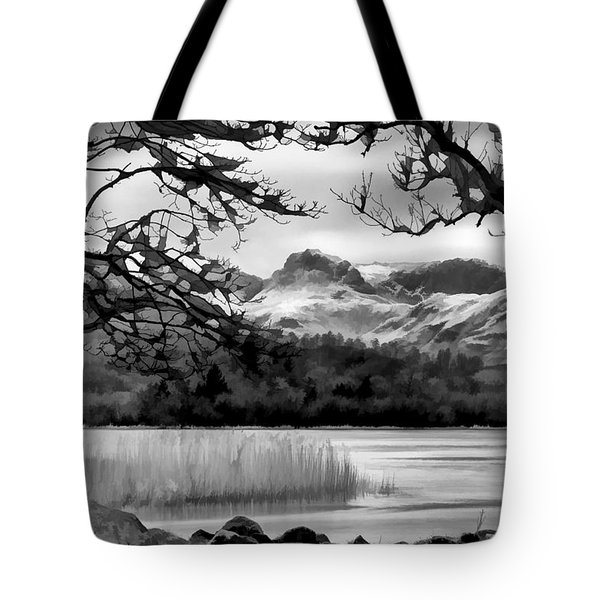 Lingmoor Fell Tote Bag