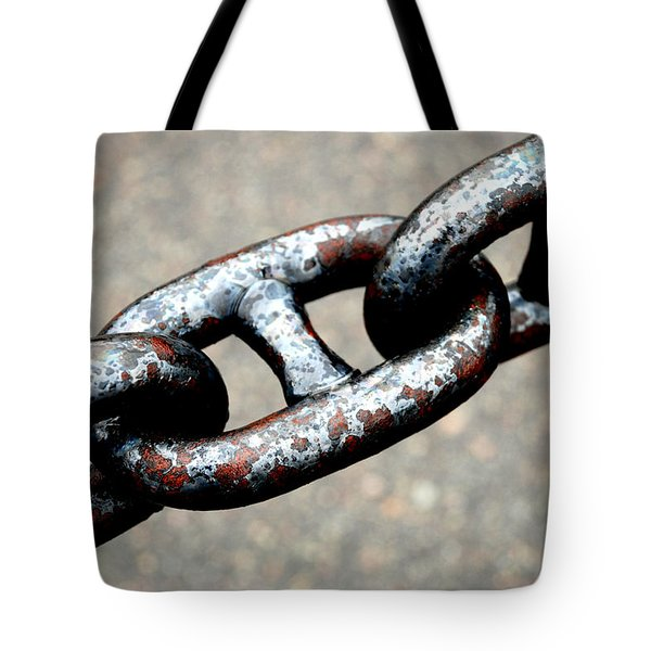 Linked Tote Bag