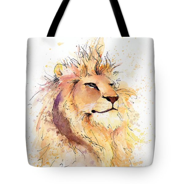 Lion 3 Tote Bag
