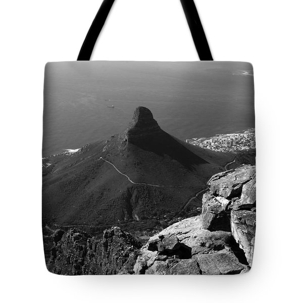 Lions Head - Cape Town - South Africa Tote Bag