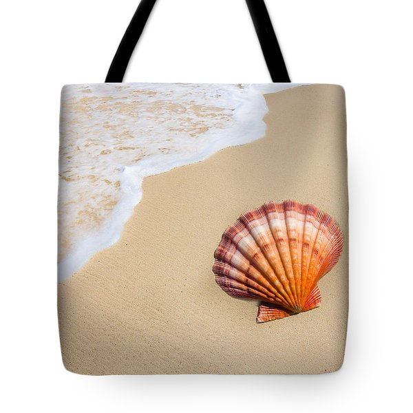 Lion's Paw At Water's Edge Tote Bag