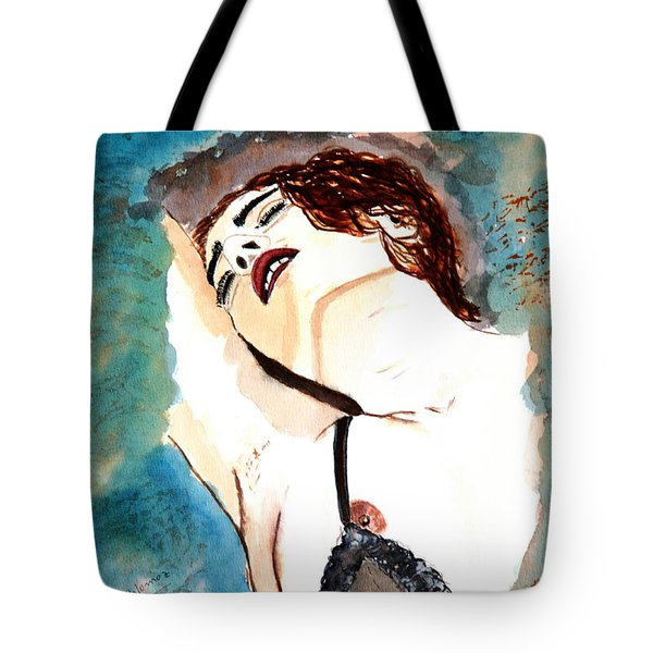Lips Passion Tote Bag