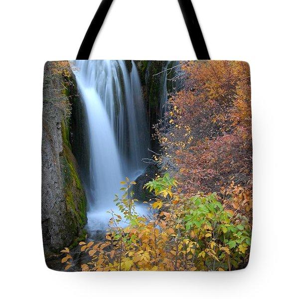 Liquid Beauty Tote Bag