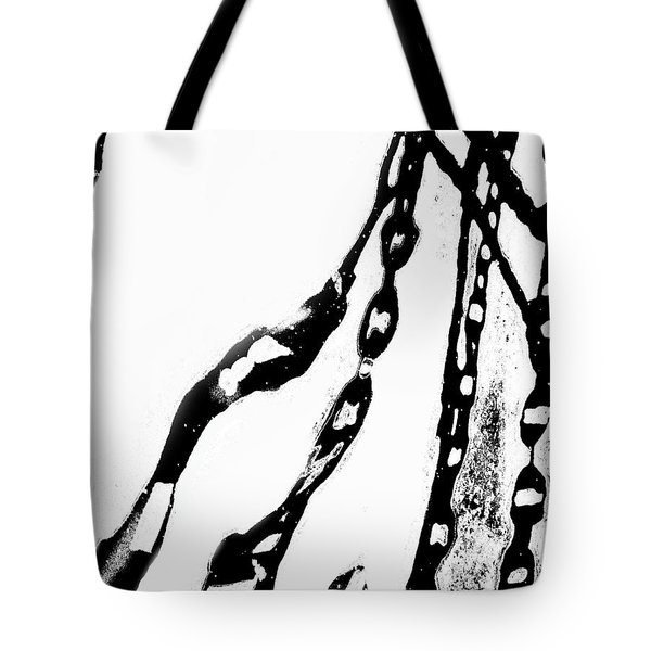 Liquid  Chains  Tote Bag