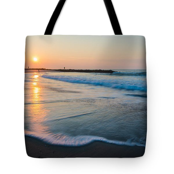 Liquid Sun Tote Bag