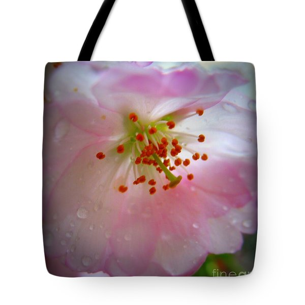 Liquid Sunshine Tote Bag by Patti Whitten
