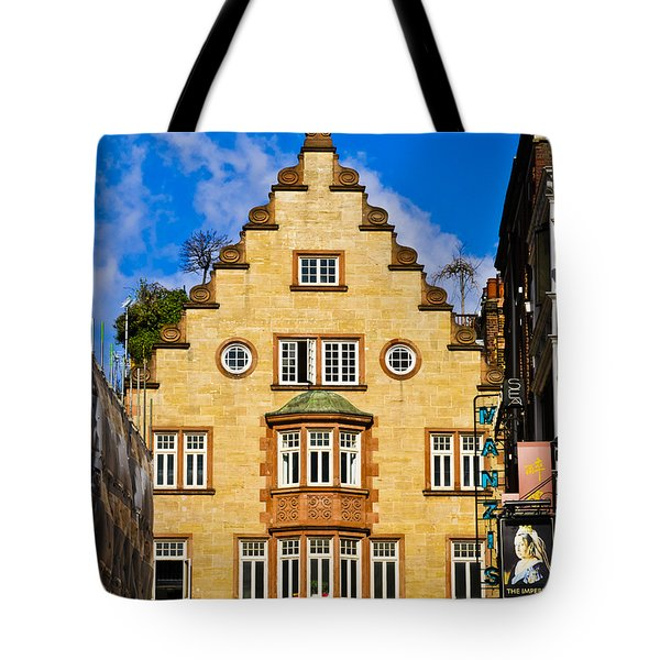Lisle Street Tote Bag