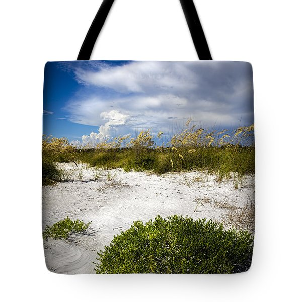 Listen To The Silence Tote Bag