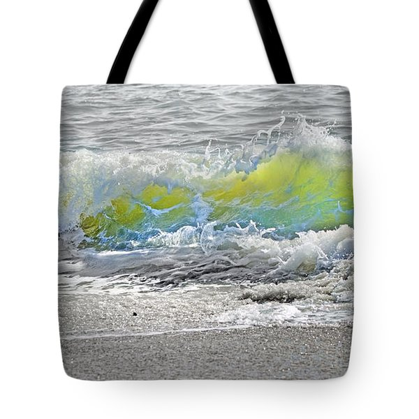 Literal Perception Tote Bag