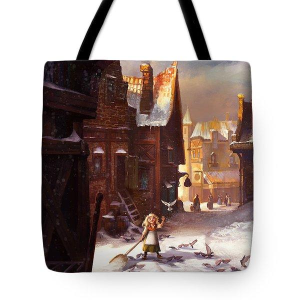 Little Anna Tote Bag
