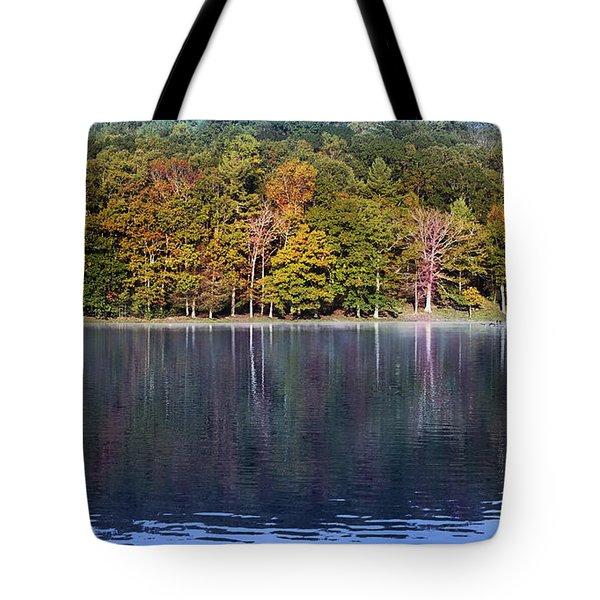 Little Beaver Lake Tote Bag