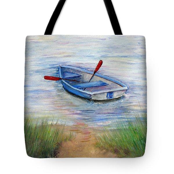 Little Boat Tote Bag