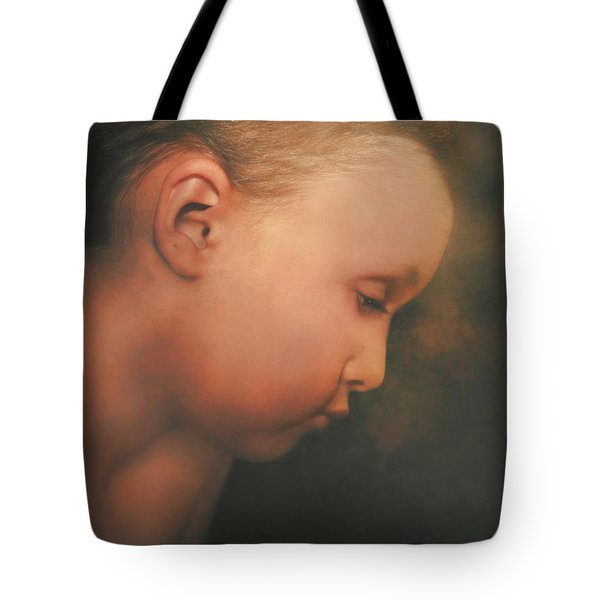 Little Boy Dreams Tote Bag
