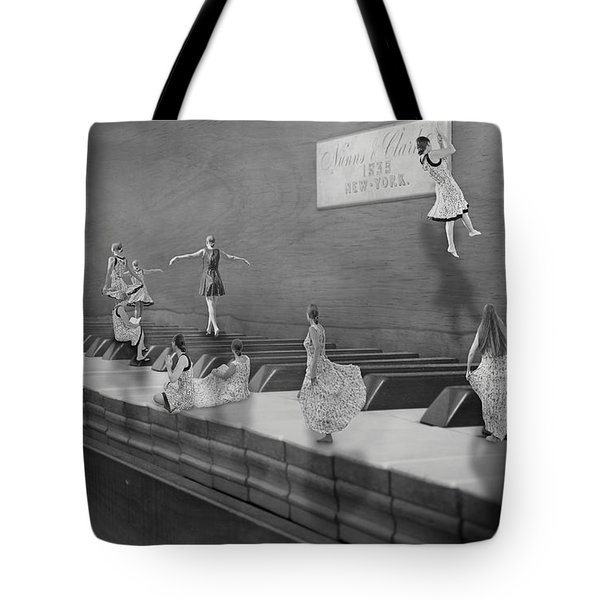 Little Composers II Tote Bag by Betsy Knapp