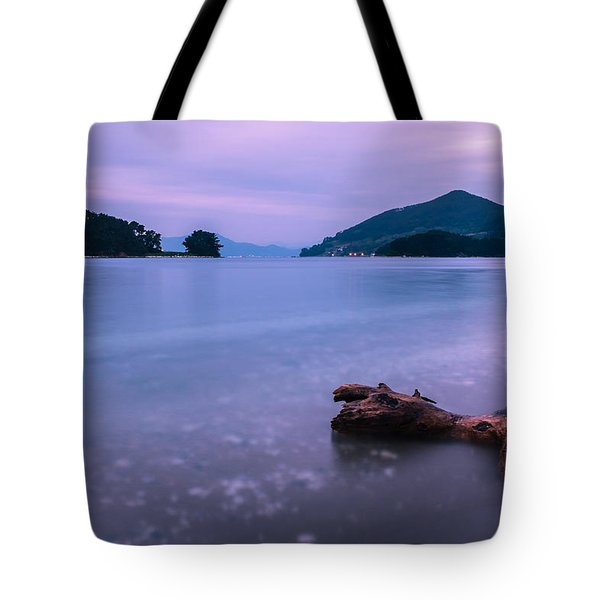 Little Corner By The Sea Tote Bag