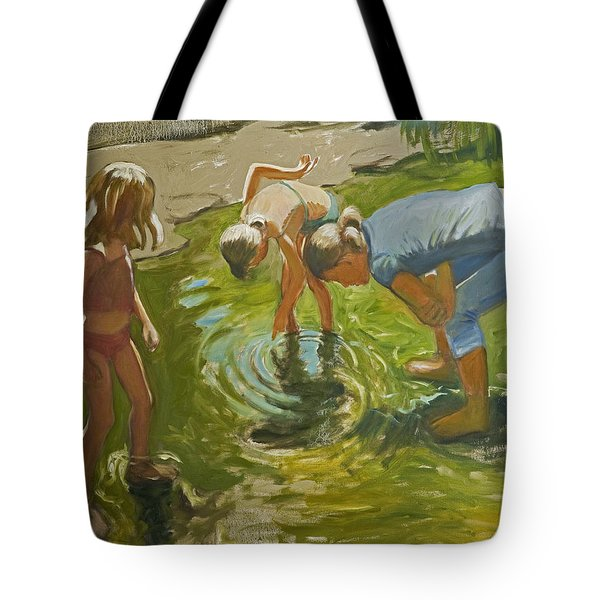 Little Fish Tote Bag