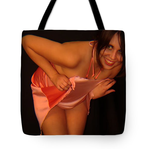 Little Flirt Tote Bag
