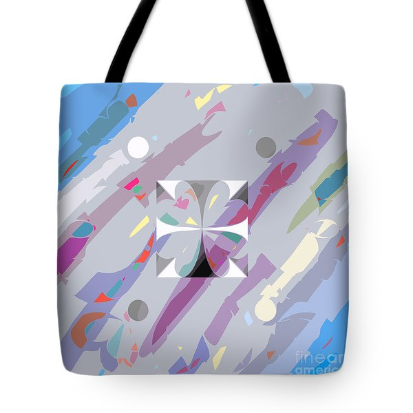 Little Hearts-7 Tote Bag