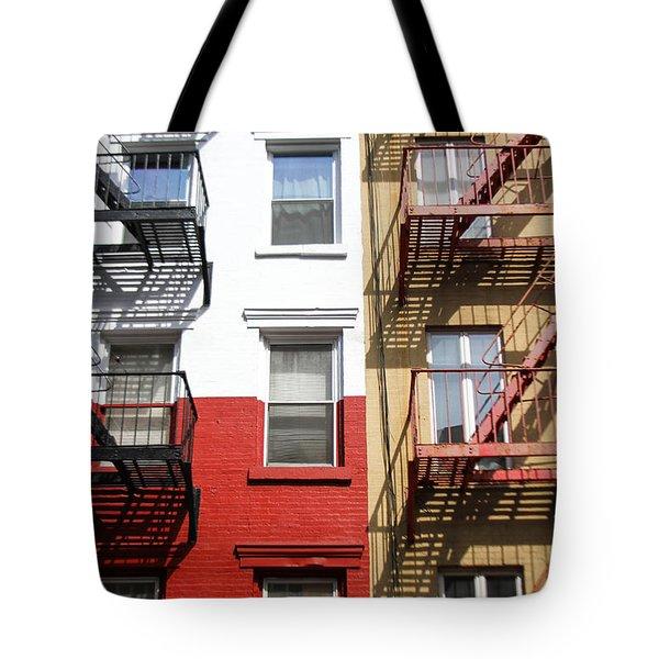 Little Italy. Tote Bag by Menachem Ganon